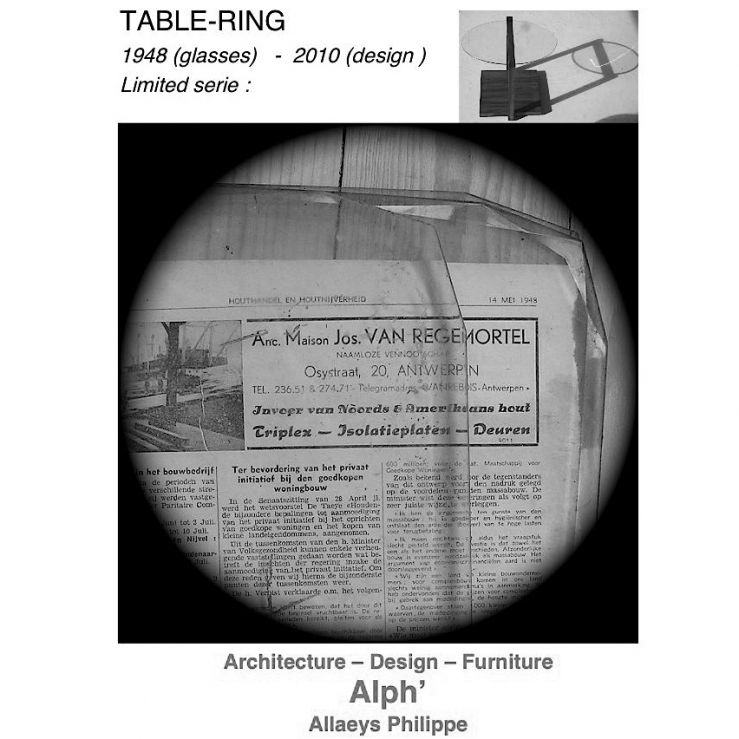 Table-ring — 2009