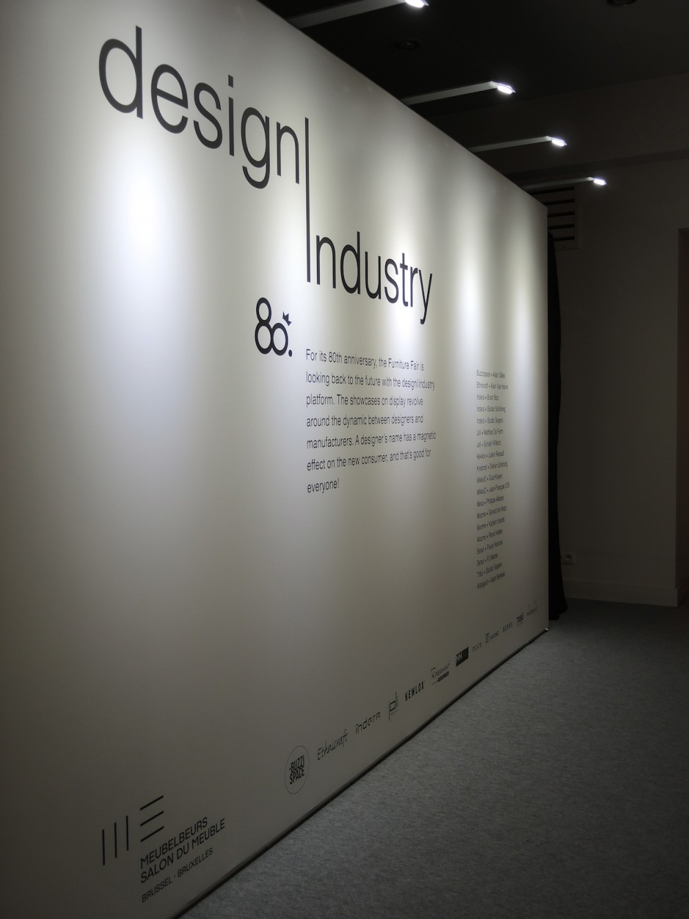 Showroom Meubels Design.2017 Designindustry Bxll
